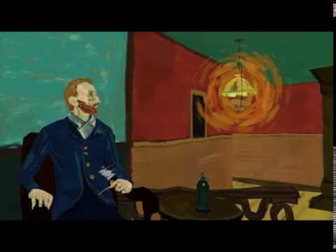 Van Gogh painting comes to life in 3D