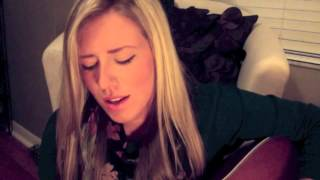 "Active Child/Ellie Goulding - ""Hanging On"" acoustic cover by Tori Fuson"