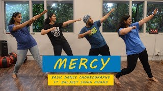 Mercy Dance Choreography | SDA - Ladies Batch Dance Choreography | Badshah Feat. Lauren Gottlieb
