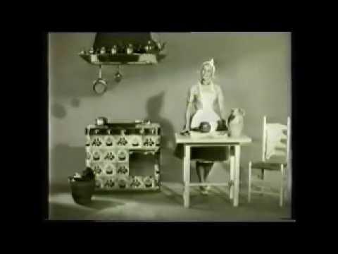 alter werbespot 1962 1964 frau antje youtube. Black Bedroom Furniture Sets. Home Design Ideas