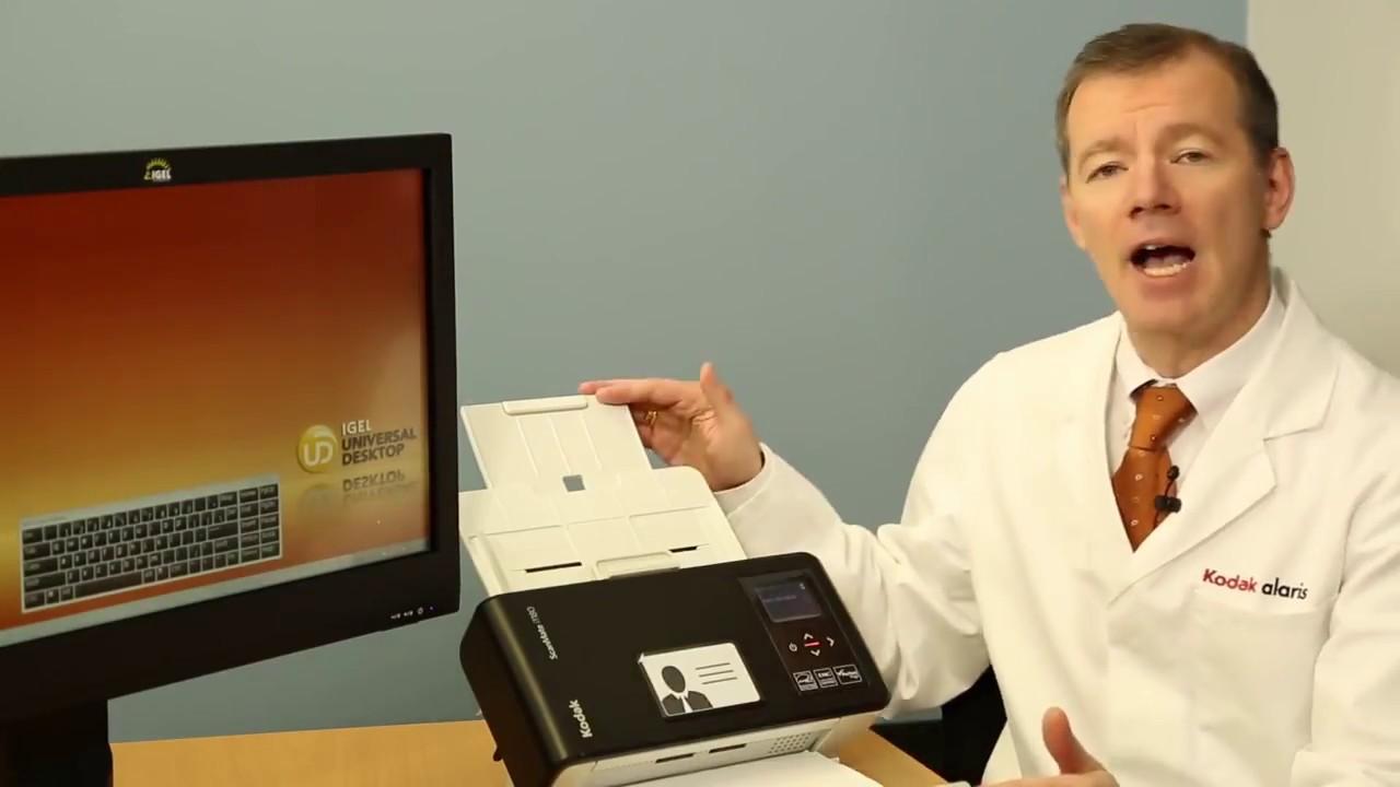 Dr Scanner - Kodak ScanMate i1150