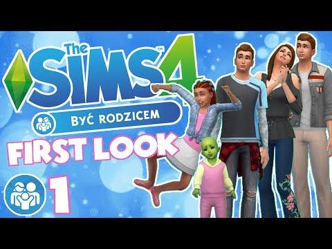 First Look: THE SIMS 4: BYĆ RODZICEM #1 - NOWE RZECZY!