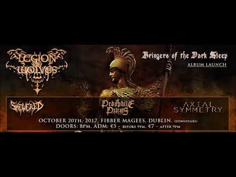 Legion of Wolves - Bringers of the Dark Sleep album teaser