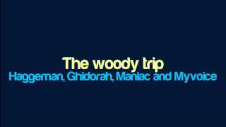 Haggeman, Ghidorah, Maniac and Myvoice - The woody trip