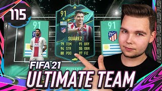 MAMY SUAREZA! - FIFA 21 Ultimate Team [#115]