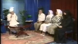 Liqa Ma'al Arab 20 July 1994 Question/Answer English/Arabic Islam Ahmadiyya