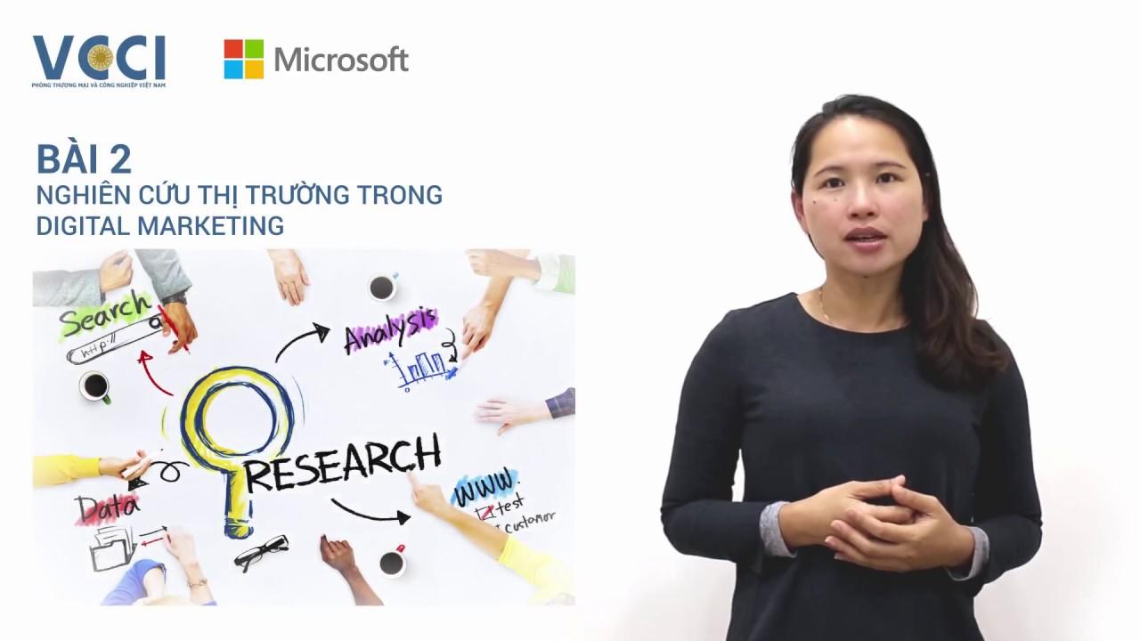 Bài 2_ Nghiên cứu thị trường trong Digital Marketing