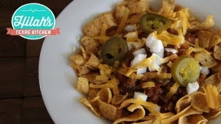 Frito Chili Pie | Hilah's Texas Kitchen
