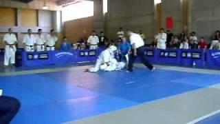 1er Sudamericano de Kudo Daido Juku Chile final de la cat. 240 FCRAION / KUDO PUERTO MONTT