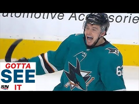 GOTTA SEE IT: San Jose Sharks Rally For 4 Goals During Unbelievable Five Minute Power Play In Game 7