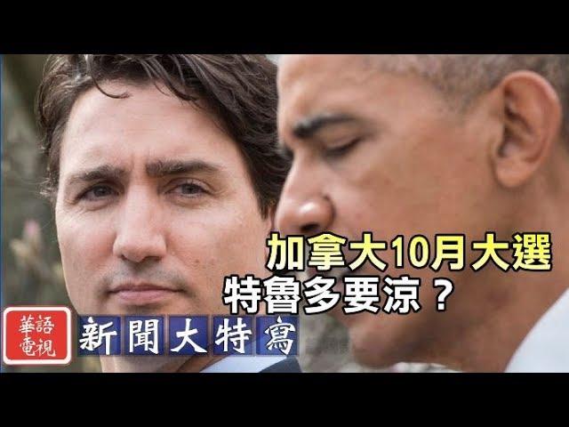 加拿大選舉川普中槍 特魯多能連任嗎?