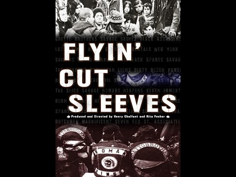 Flyin' Cut Sleeves full documentary, 1970's South Bronx street gangs.