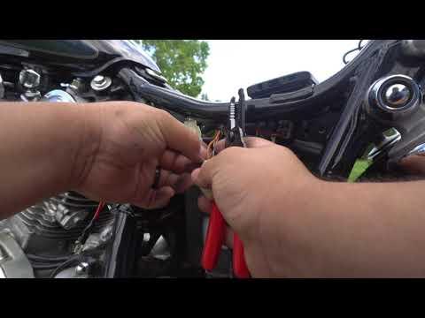 Yamaha Virago Starter Problems. The Final Fix! Yamaha 85 Xv700