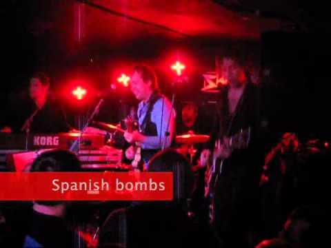 Chuck Prophet & Spanish Bombs - Sala Sidecar (Barcelona) 10-ene-2011