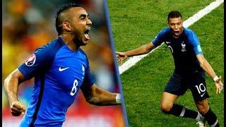 Les 16 plus beaux Buts de l'équipe de France (2010-2018)