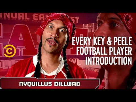 The Ultimate East/West Bowl Collection  Key & Peele