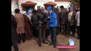 Агитпоезд ЛДПР побывал в районах Саратовской области