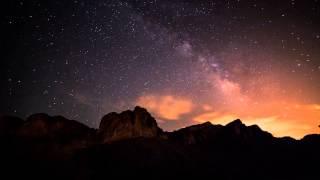 Desert Night skies and life