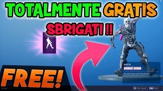 FORTNITE ANDROID - VEN avere BOOGIE ABAJO GRATIS !! NUOVA EMOTE !! fortnite ita