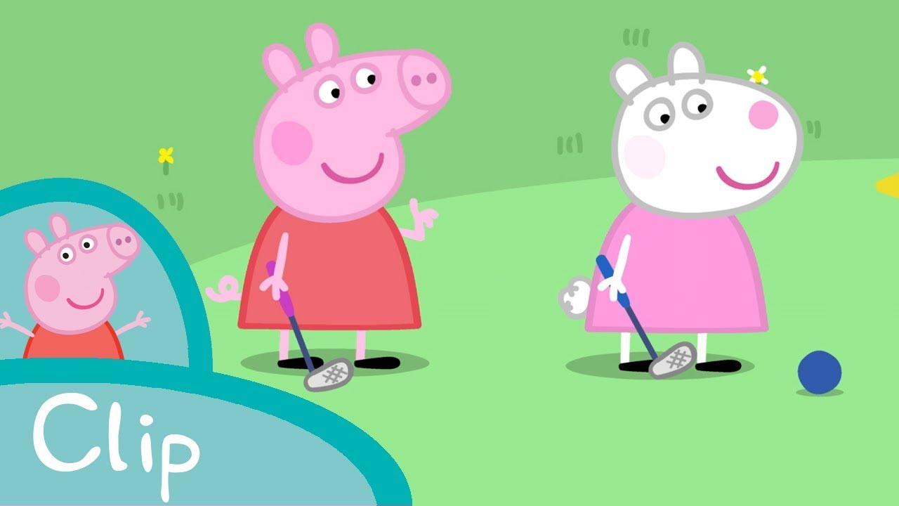 Peppa pig fran ais les meilleures amies ppfr2018 youtube - Peppa pig francais piscine ...