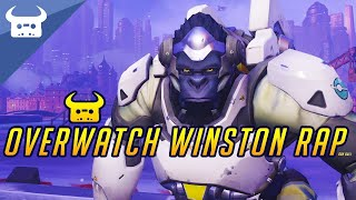 OVERWATCH SONG - WINSTON RAP | Dan Bull