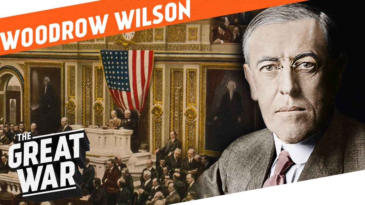 an analysis of woodrow wilson and his commitment to peace