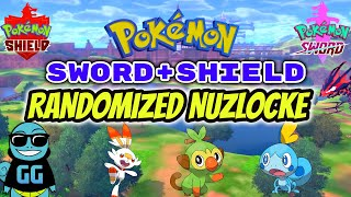 Randomized Pokemon Sword and Shield Nuzlocke!
