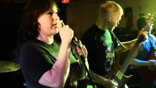 She Devil Cinema - Replica  Live @ Nicolozakes Cafe in Fairpoint, OH 4/13/12
