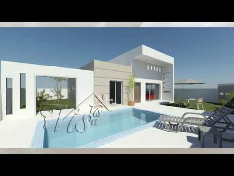 V340 projet construction cl en main djerba achat maison for Projet achat immobilier