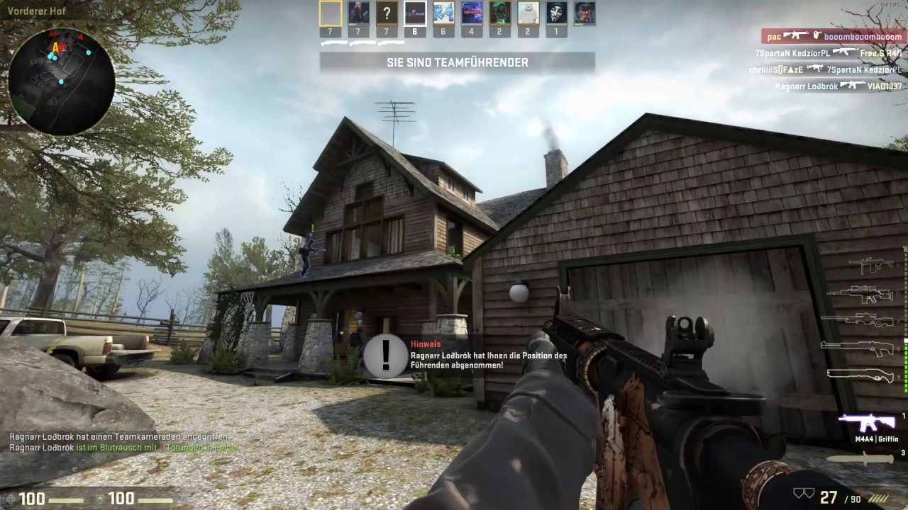 how to play music in cs go 2016