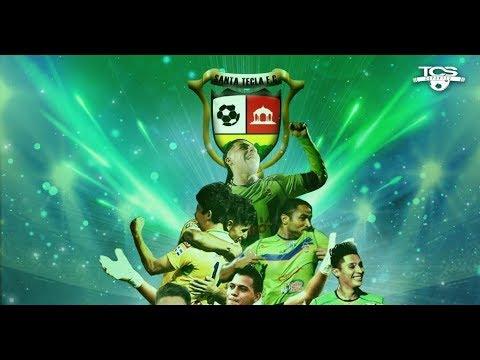 Resumen Santa Tecla 2-1 Alianza Final del Apertura 2018