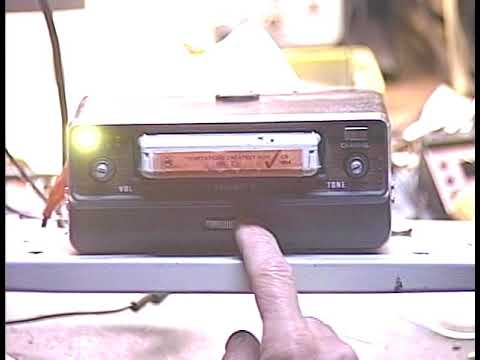 Barry's 8 Track Repair - No Name Stereo 8 Aftermarket Car Player
