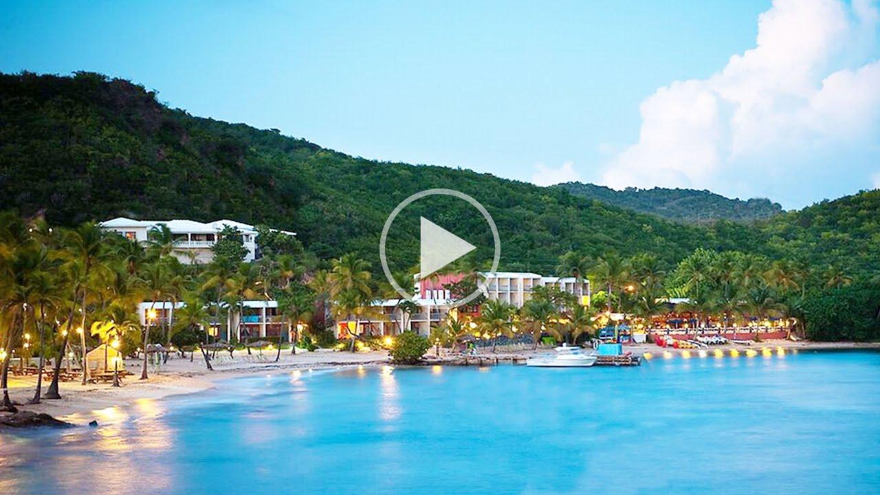 Bolongo Bay Beach Resort St Thomas Usvi Youtube