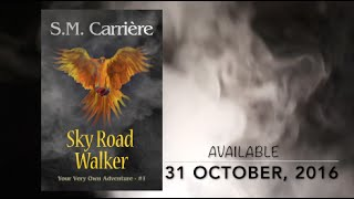 Sky Road Walker Book Trailer