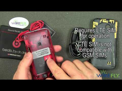 HTC Rezound Unboxing