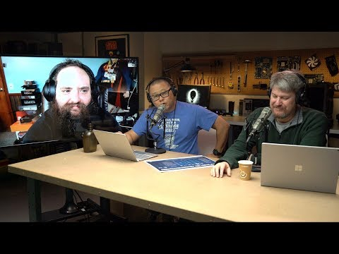 Intel Core i9 for Laptops, Hades Canyon NUC, and More | The Full Nerd Ep 45