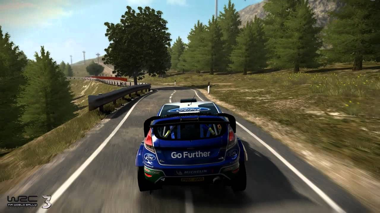 wrc 3 gameplay preview video spain track xbox 360 ps3 ps vita pc pqube games youtube. Black Bedroom Furniture Sets. Home Design Ideas