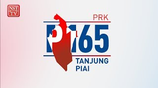 Tanjung Piai by-election result