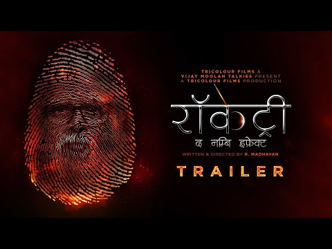 Rocketry | HINDI Trailer | R. Madhavan, Simran Bagga