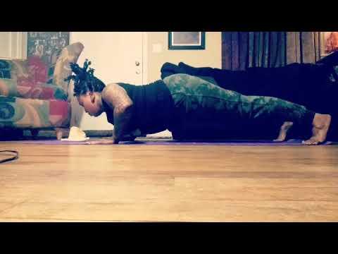 chaturanga dandasana yoga challenge  youtube