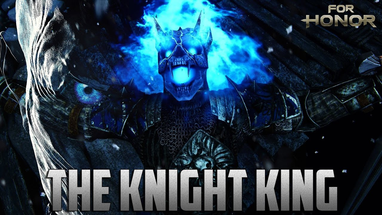 for honor the knight king winter is coming youtube. Black Bedroom Furniture Sets. Home Design Ideas