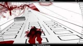 Audiosurf: Thrice - Stand And Feel Your Worth