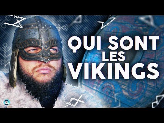 Qui étaient vraiment les Vikings ?  - Assassin's Creed Valhalla