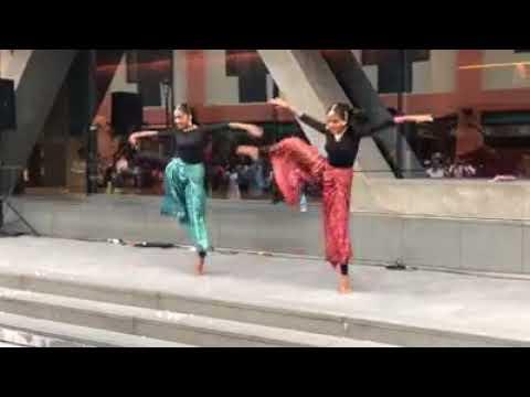 Tamil girls in singapore dance