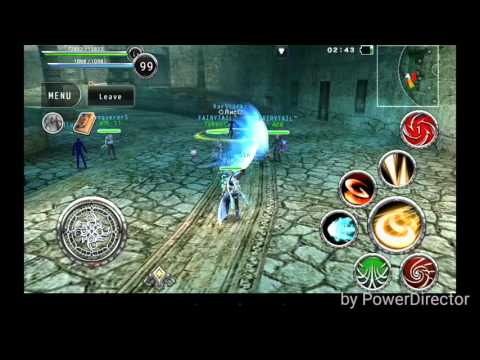 AVABEL ONLINE : Dark Knight (All Skills & Hidden)