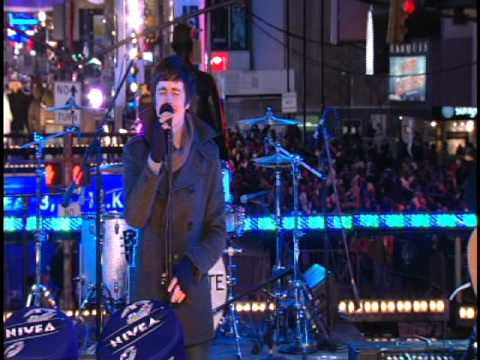 She Is Love - New Year's Eve in Times Square