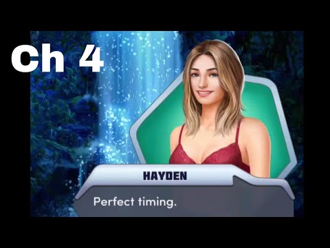 Choices:- Perfect Match Chapter #4 (Diamonds used)