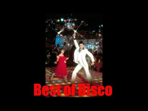 Best Of Disco Music  55 min compilation HQ Audio