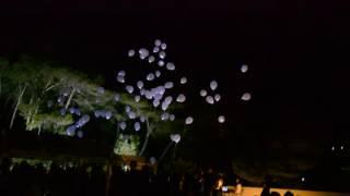 Cala Dei Balcani - Emozionante volata palloncini a led