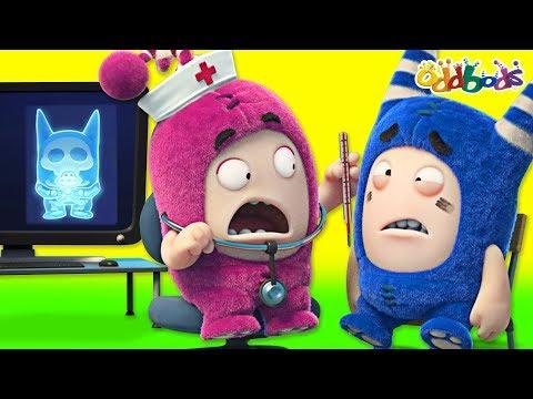 Oddbods | DOCTOR DUBIETY | Funny Cartoons For Children
